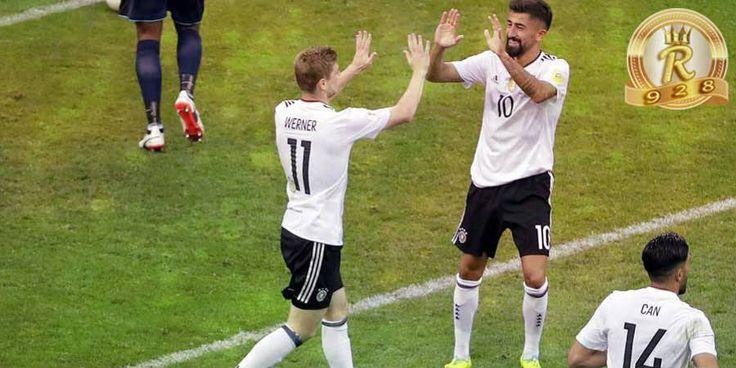 Jerman Berhasil Unggul 2 Gol Atas Kemenangan Melawan Kamerun Skor 3-1