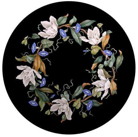 Daniela Natali's Scagliola - Italian artisan: