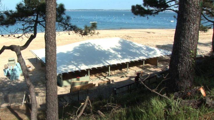 Les 25 meilleures id es de la cat gorie plage pereire sur pinterest placard avec niche d cor - Restaurant le carreau bordeaux ...