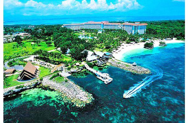 第1位「シャングリ ラ マクタン リゾート」<セブ島>