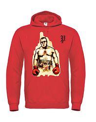 Sweat Capuche Boxeur