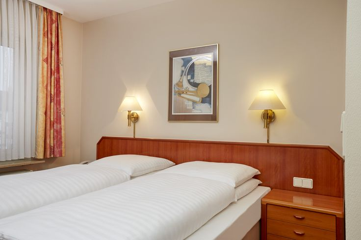 Superior Doppelzimmer im H+ Hotel Mannheim