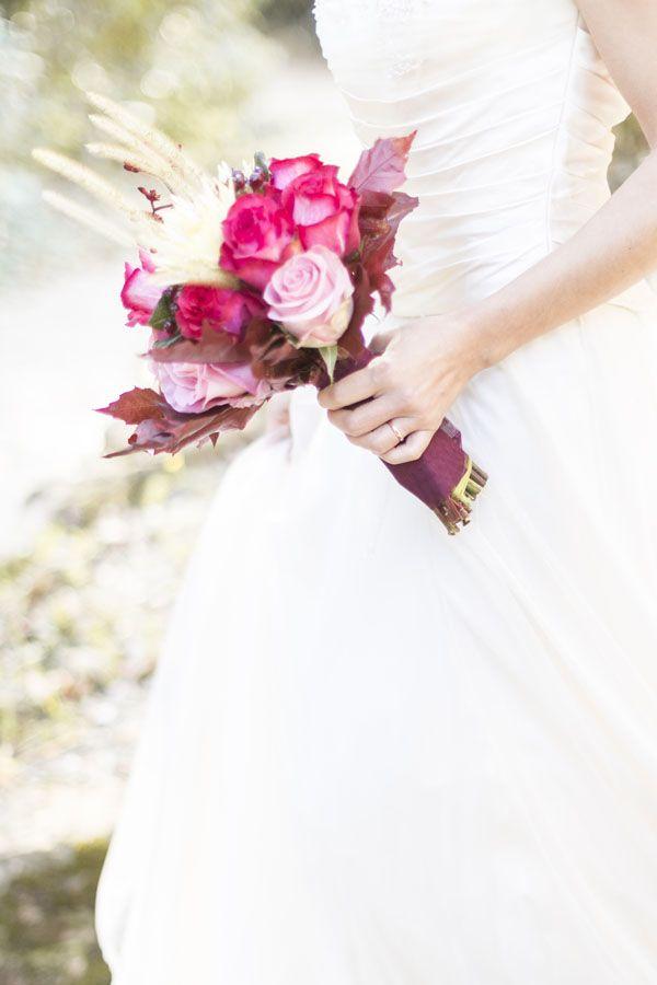 Inspiration shoot: Melograni per un matrimonio autunnale