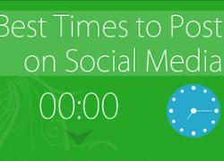 Masa Yang Terbaik Untuk Pos ke Facebook, Twitter, Google+, LinkedIn dan Pinterest | Nor Azmi Ahmad - #1 Blog Pemasaran Internet Di Malaysia