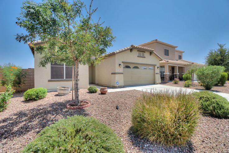 SOLD! 33467 N North Butte Dr, Queen Creek, AZ 85142 Skyline Ranch 3 bedroom + den, 2 bathroom home Sold by the Amy Jones Group. #amyjonesgroup