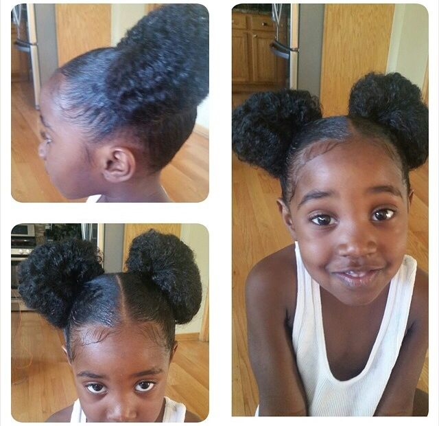 Children's Natural Hairstyles Classy 227 Best 3 Girl's Natural Hairstyles Images On Pinterest  Natural