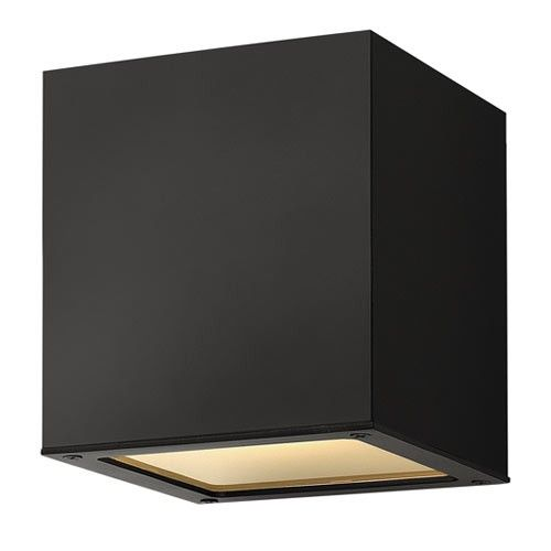Outdoor: Ceiling. several finishes including black; 5x6x6.25h, $200.
