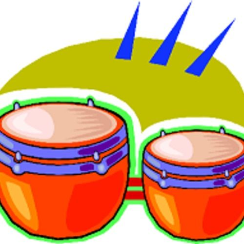 Drum Circle 2 - musical arrangement using hand percussion and congas