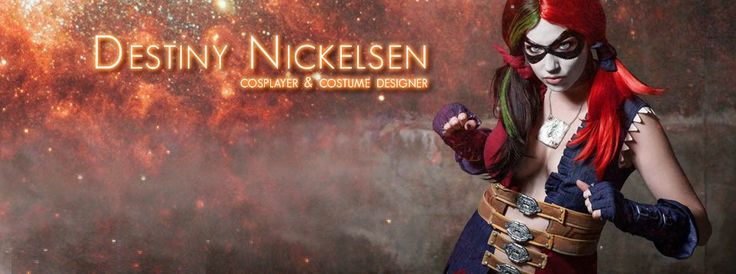 You do not want to miss meeting Destiny Nickelsen at the Boston Comic Con Contest WEDNESDAY, JULY 30, 2014 from 11:45 am – 1:00 pm.  INFO: https://www.facebook.com/events/819405981417908/ #bostoncomiccon #boston #destinynickelsen #comics #costumeparade #newburycomics