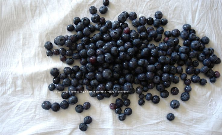 #mirtilli #blueberries #frutta #mirtilles
