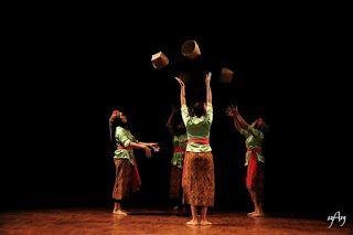 Indah Darmastuti: Tari: Nafas Kehidupan