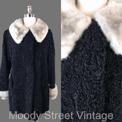 78 Best images about Vintage Fur Coats on Pinterest | Persian