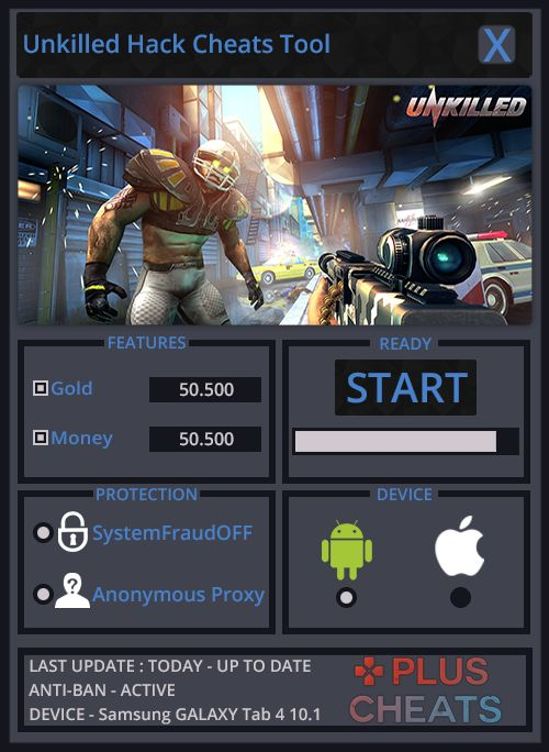[No Survey] Unkilled Hack APK - Get Unlimited Money. Gold and Intel Unkilled Hack and Cheats Unkilled Hack 2018 Updated U… | Hack free money ...