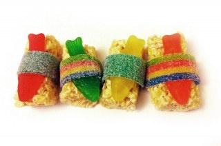 Sugar sushi
