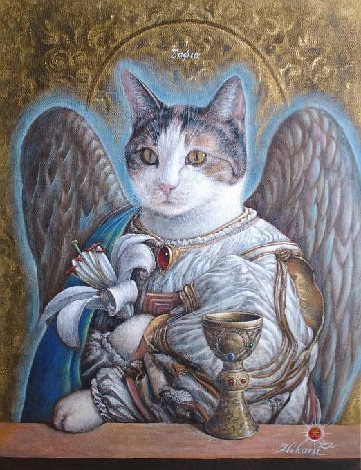 * * CAT SNIP: According to the Koran, the cat is the essence of purity. A cat hospital was built in Bab-el-Nasz, and it was considered a blessing to bring food to the patients. It is unlawful to chase cats from the premises.