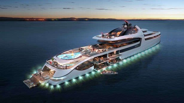Admiral X Force 145 super-yacht  , - ,   The Admiral X Fo...