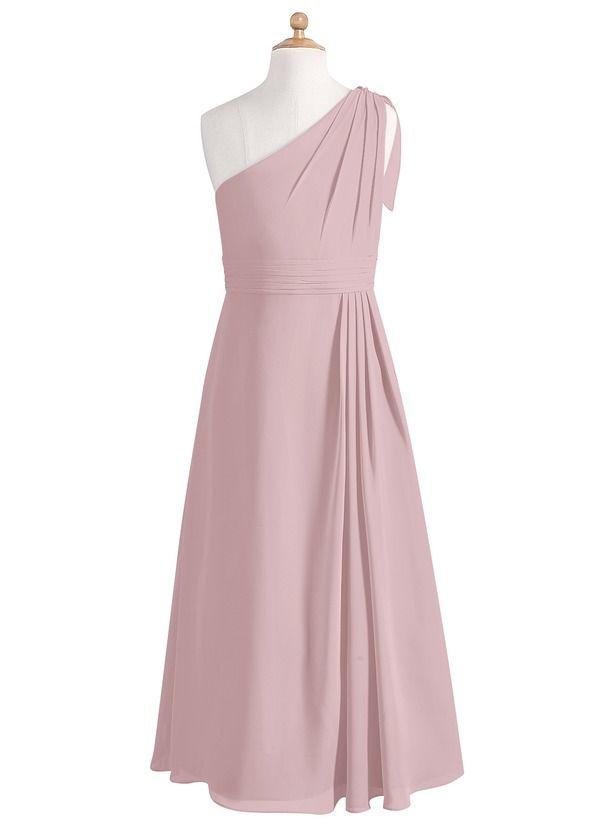 956bf039643 AZAZIE CLEO JBD - Junior Bridesmaid Dress (Elea Addie )