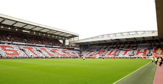 O mosaico que cobriu Anfield recentemente é uma forma de fazer justiça as 96 pessoas que morreram na tragédia de Hillsborough,  estádio que recebeu a semifinal da Taça da Inglaterra entre Liverpool e