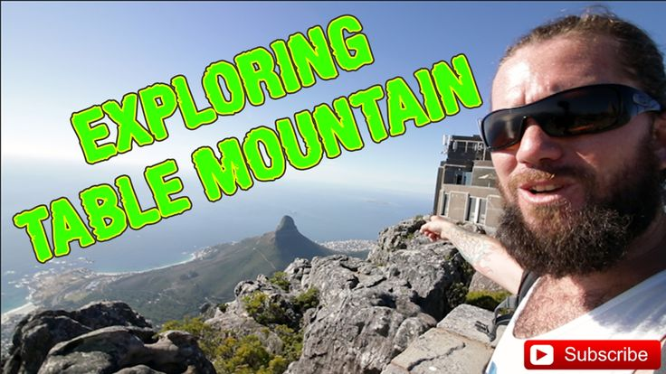Exploring table mountain | Tip for skipping cable car queue | Kasteelspo...