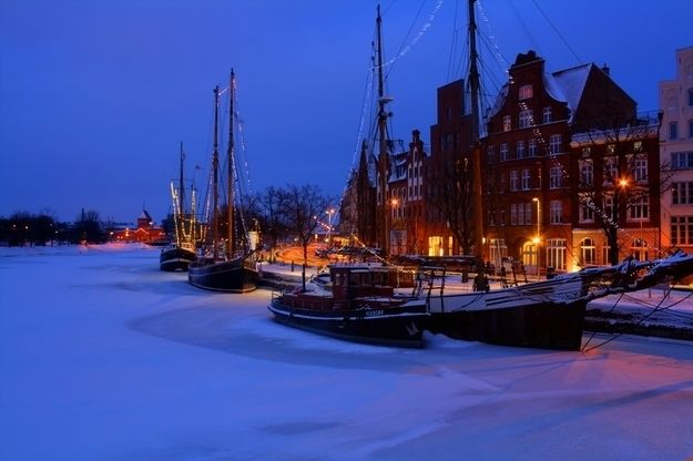 Lübeck, Schleswig-Holstein | 5 Lesser-Known Cities In Germany That Will Make Your Winter Wonderland Dreams Come True