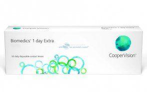 Soczewki kontaktowe Biomedics 1 day Extra 30 szt.