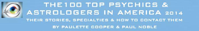 100 Top Psychics & Astrologers in America – Psychic Christopher Golden www.Psychic90210.com