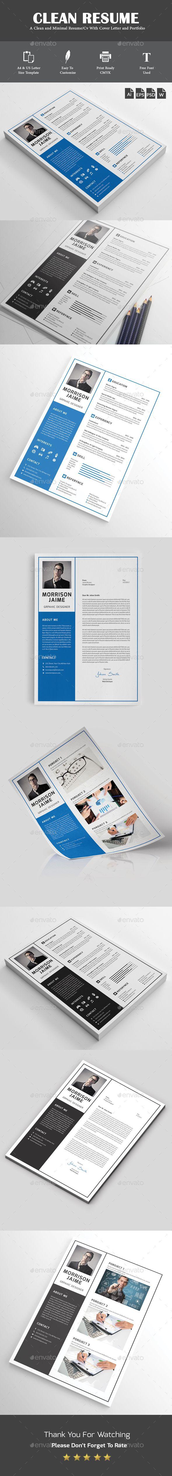 1000  ideas about resume design on pinterest