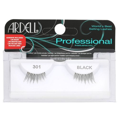 Ardell Accents Lashes - 301 Black