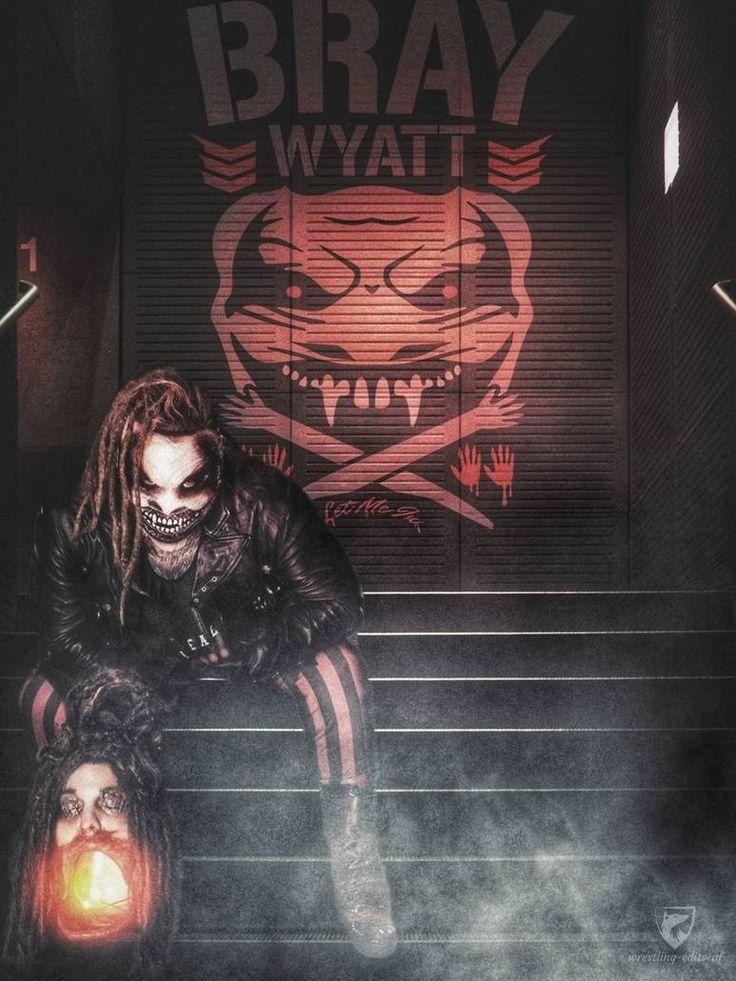 Bray Wyatt The Fiend Wallpaper by brokenmoonbabe on