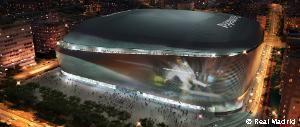 Así será el 'nuevo Santiago Bernabéu'