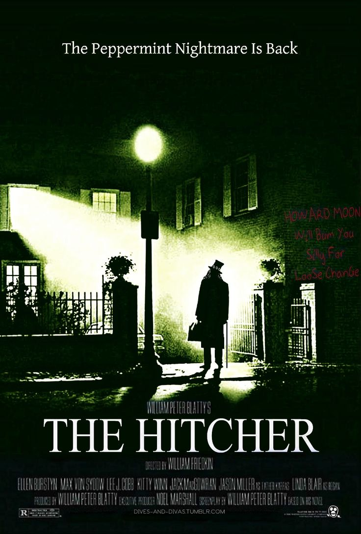 Daily Dose-- the Hitcher