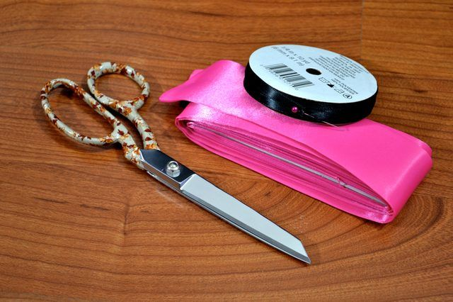 How to Make a Pageant Ribbon Sash (with Pictures) | eHow