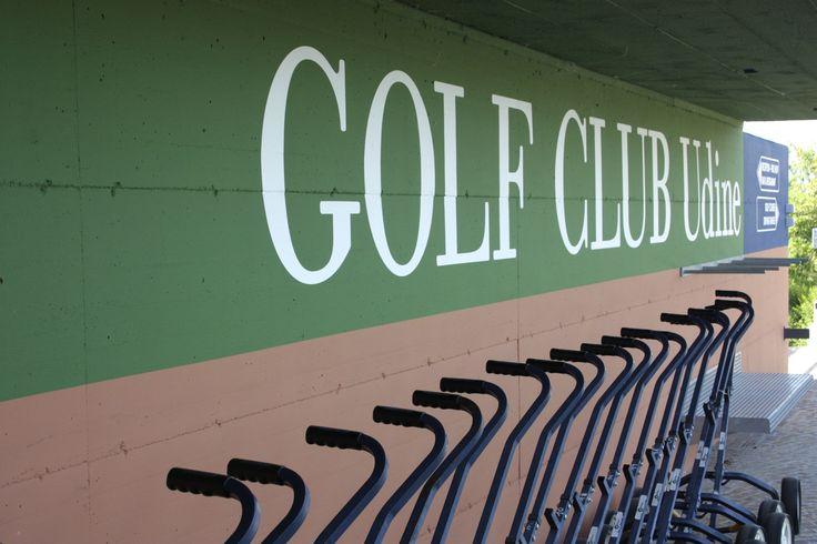 Trolleys Udine Golf Club - Italy
