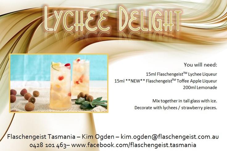 Lychee Delight