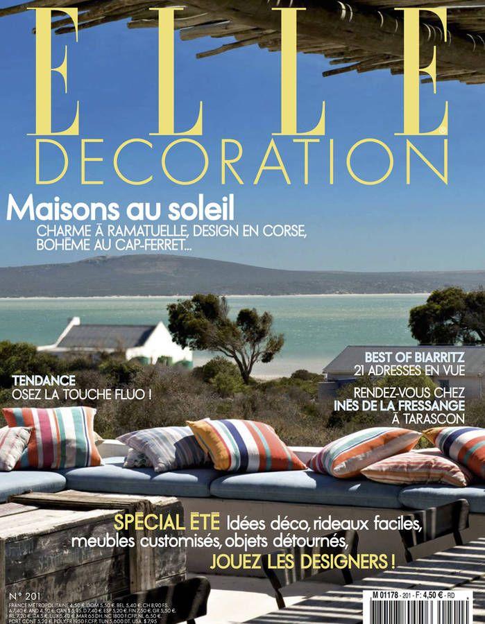 189 Best Couvertures Elle D Coration Covers Images On