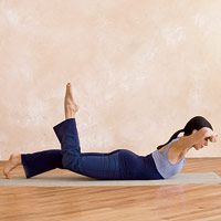 Get Your Back in Action - 2 gentle moves that beat pain and sculpt sexy muscles