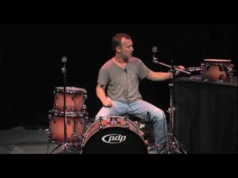 Drumset 101 with Stephen Perkins