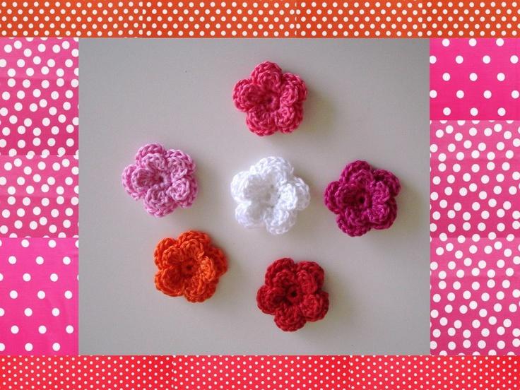 2-laags bloemetjes