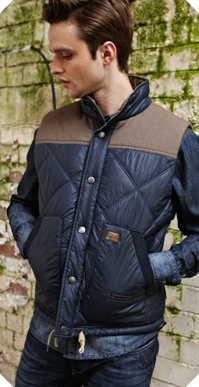 Duck and Cover BAILEY gilet