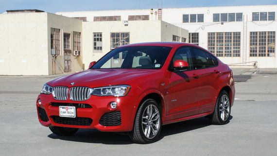 The 2015 BMW X4's odd design may narrow its appeal, but it holds up the BMW reputation for excellent handling, and its dashboard electronics include the widest range of connected features in the business.