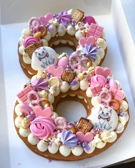 15 Kuchen In Form Von Zahlen Die Zu Schon Zum Essen Sind Die Essen Form Geburtstagskuc En 2020 Gateaux Aux Numeros Idee Deco Gateau Idee Anniversaire