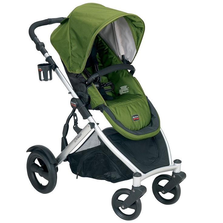 Pin by Kohl's on Baby on Board | Britax b ready stroller ...