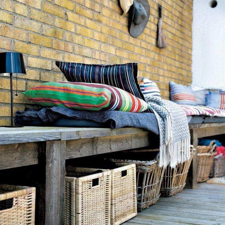 best 20 banc coffre ideas on pinterest banc rangement. Black Bedroom Furniture Sets. Home Design Ideas