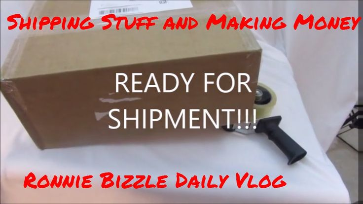 Shipping Stuff and Making Money   Life in Las Vegas Daily Vlog #83