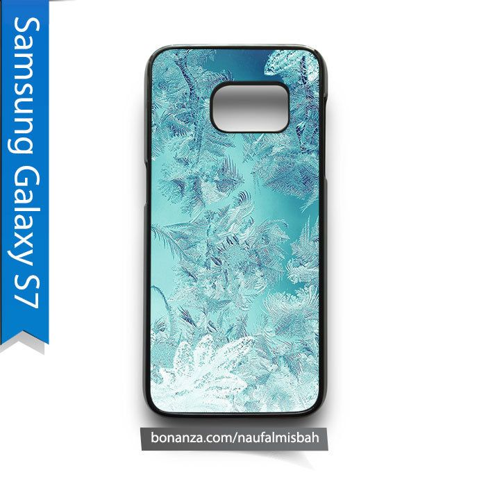 Beauty Ice Green Snow Nauture Samsung Galaxy S7 Case Cover