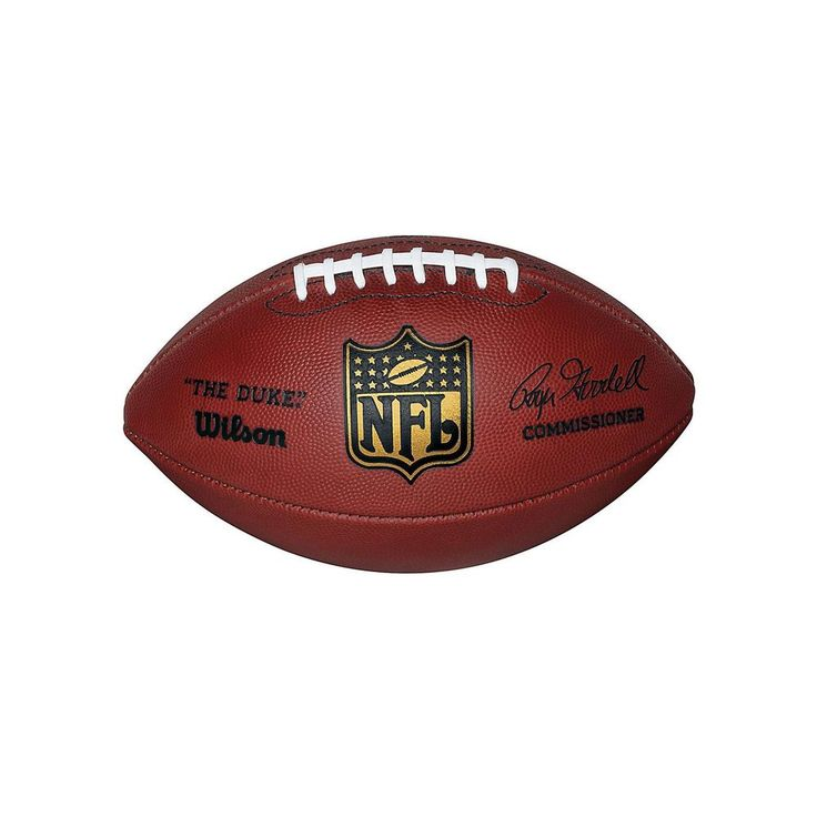 "Wilson Official Nfl ""Duke"" Leather Game Football #Wilson ..."