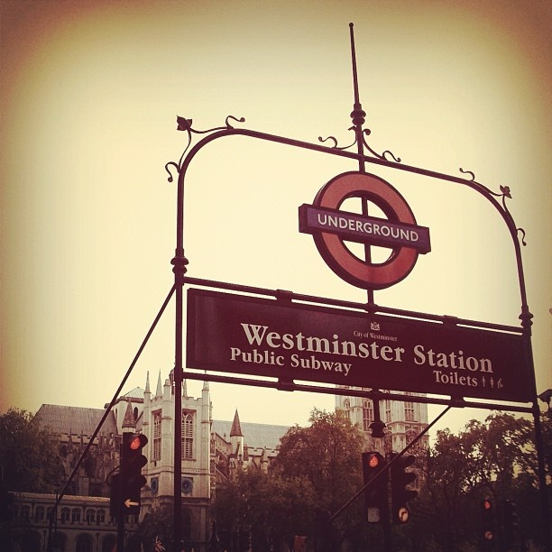 """@dimval's photo: """"The Tube 