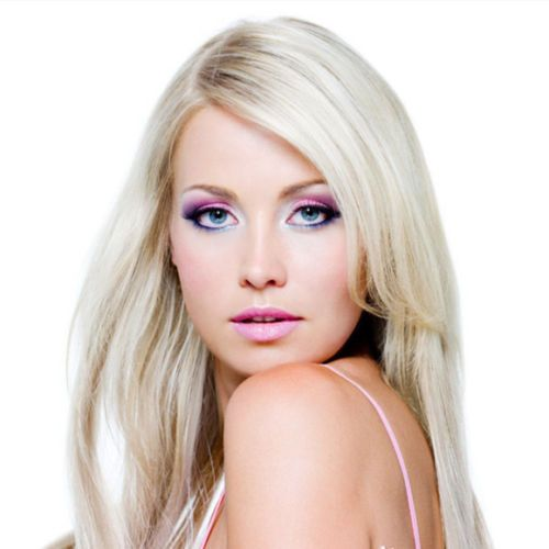 blonde-Straight-Virgin-Indian-Remy-Hair-100-human-hair-front-full-lace-wigs