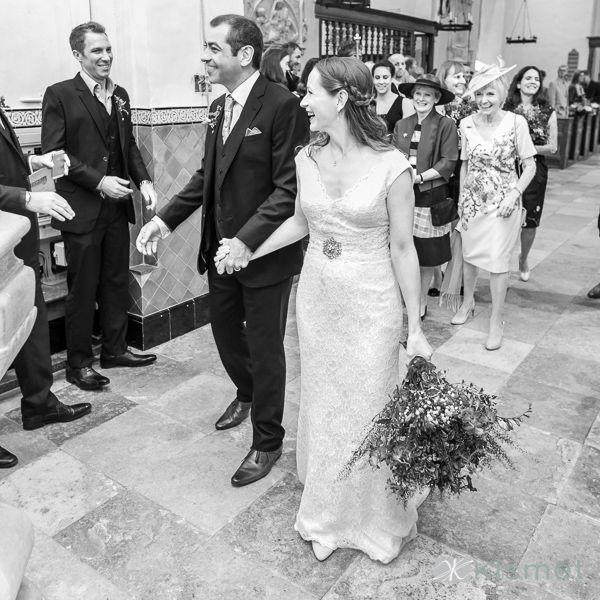 This couple are so happy, and of course!  #weddingday #salisburyphotographer #wiltshirewedding