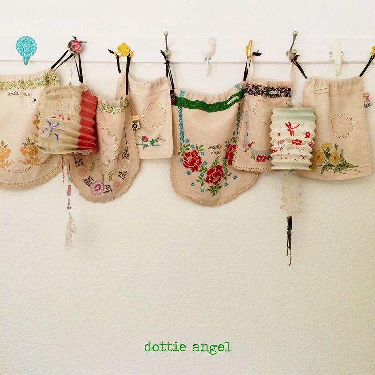 dottie angel bags
